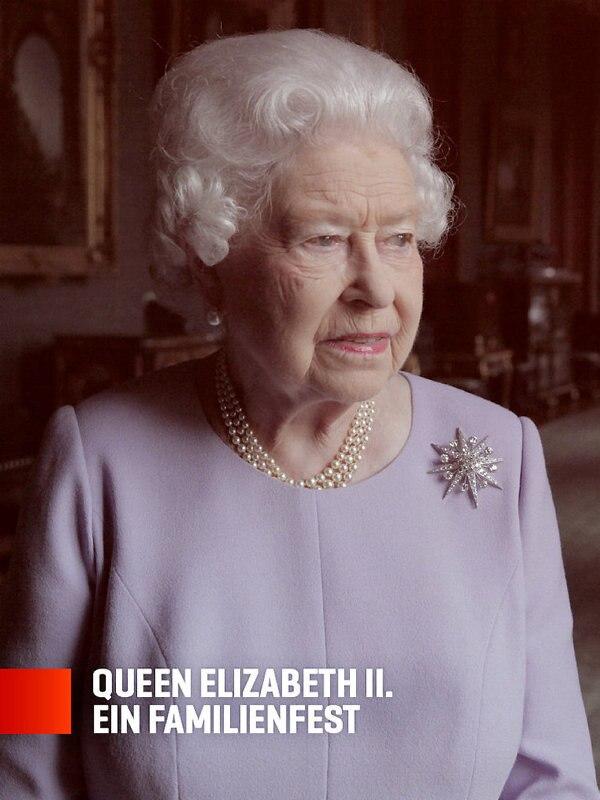 Queen Elizabeth II. - ein Familienfest