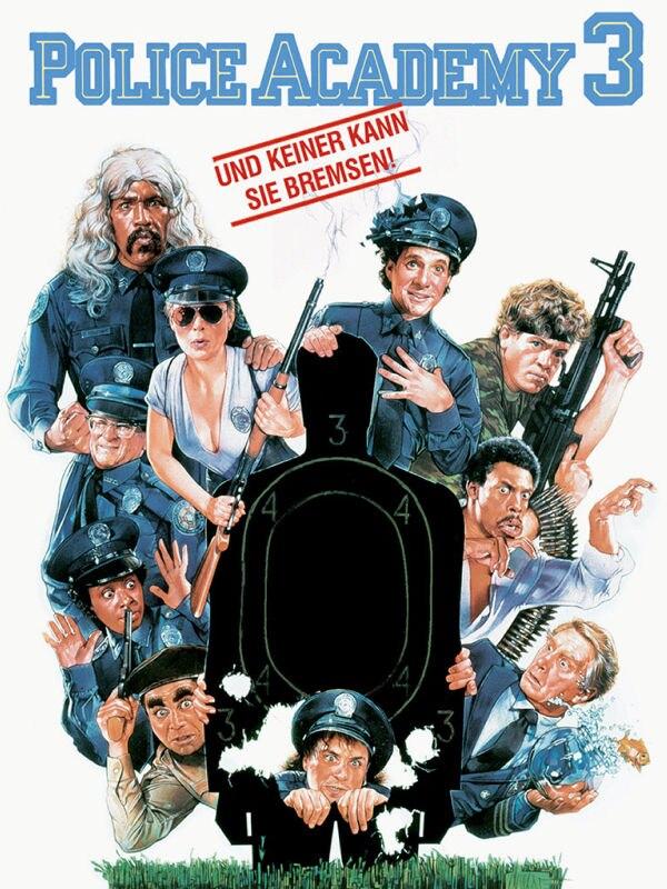 Police Academy 3 ... und keiner kann sie bremsen