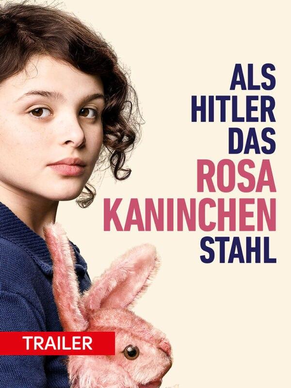 Trailer: Als Hitler das rosa Kaninchen stahl