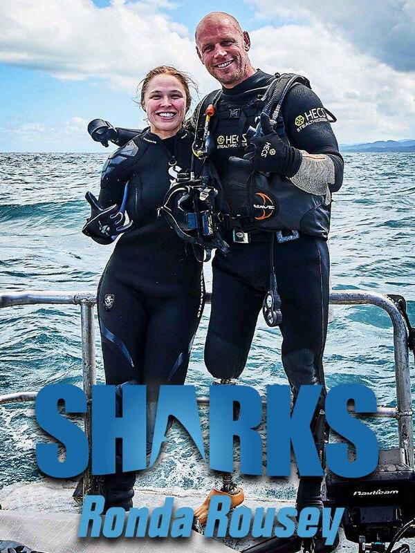 Ronda Rousey: Tauchgang mit den Haien