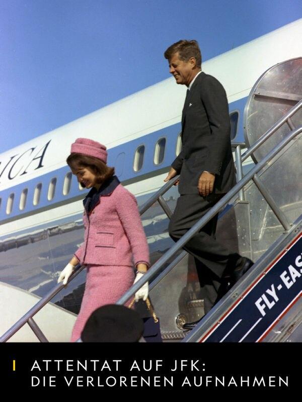 Attentat auf JFK: Die verlorenen Aufnahmen