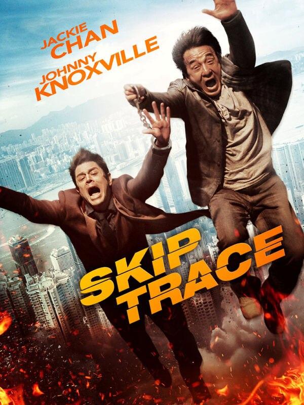 Jackie Chan - Skiptrace