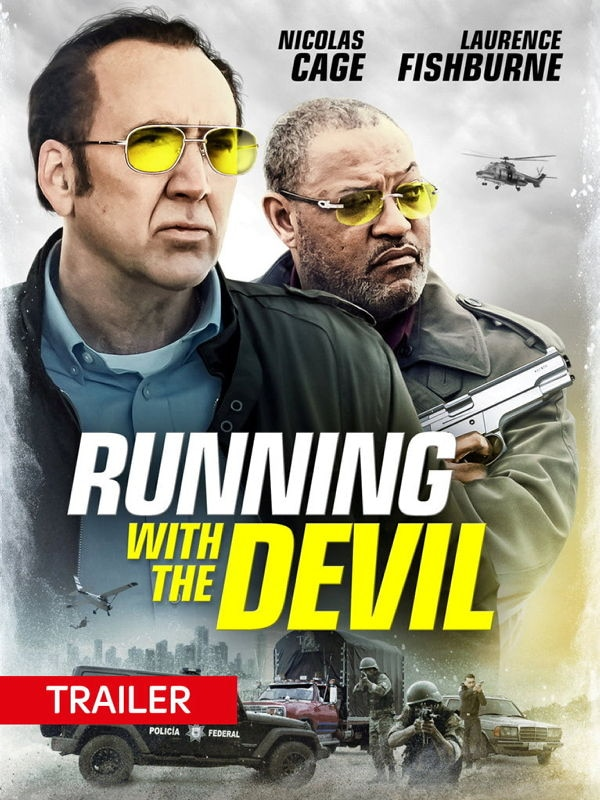 Trailer: Running with the Devil