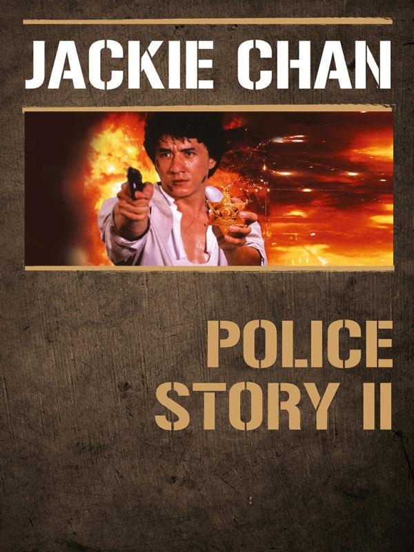 Jackie Chan - Police Story 2