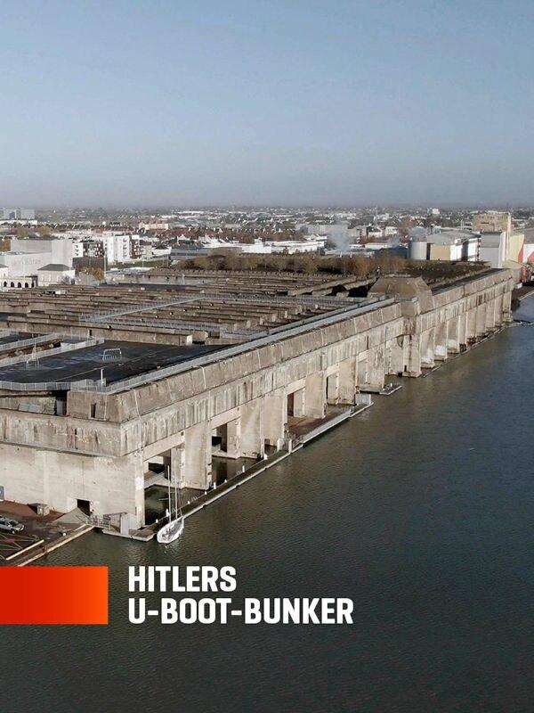 Hitlers U-Boot-Bunker