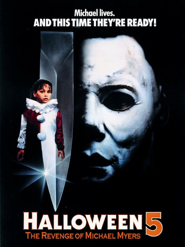 Halloween V - die Rache des Michael Myers (Uncut)