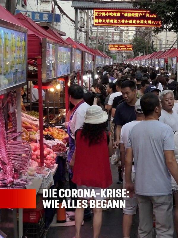 Die Corona-Krise: Wie alles begann