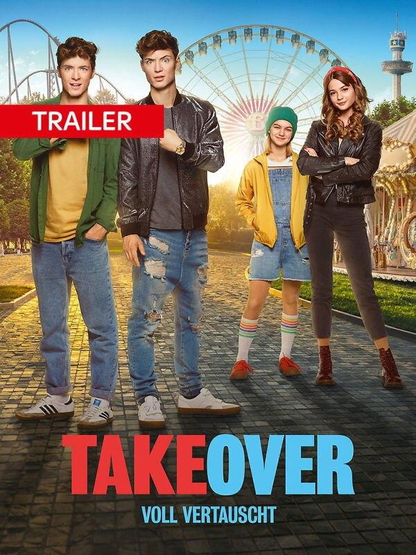 Trailer: Takeover - Voll vertauscht