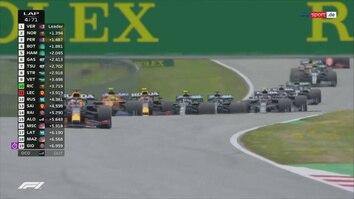 Das F1-Rennen in Österreich kompakt - XXL-Highlights