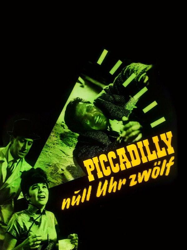 Piccadilly Null Uhr zwölf