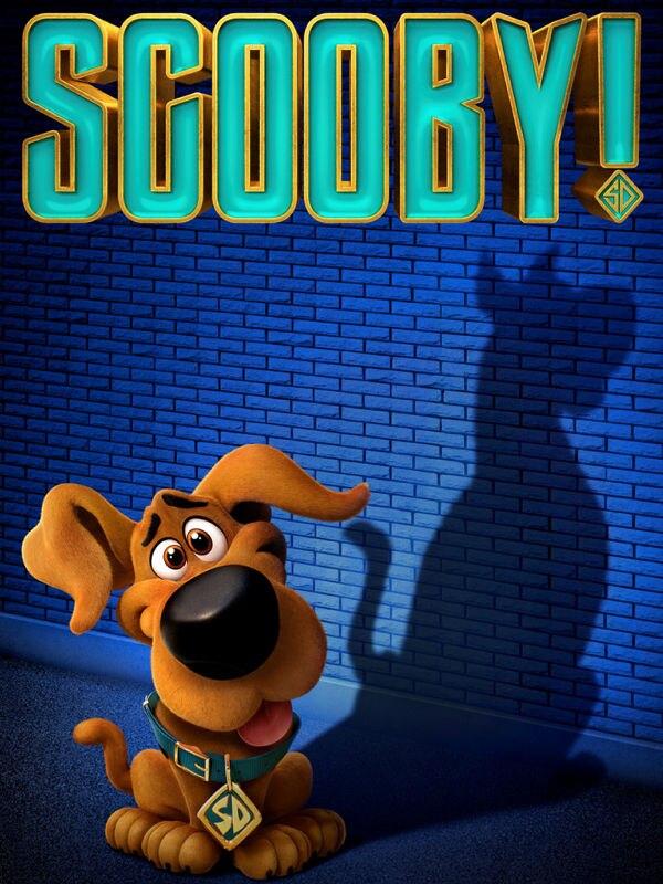 Scooby! - Voll verwedelt