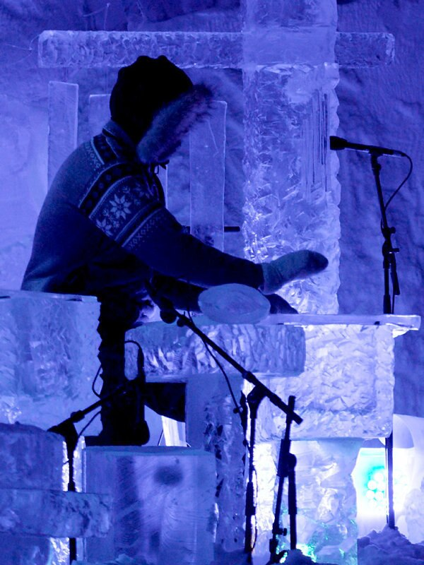 Sound aus Eis