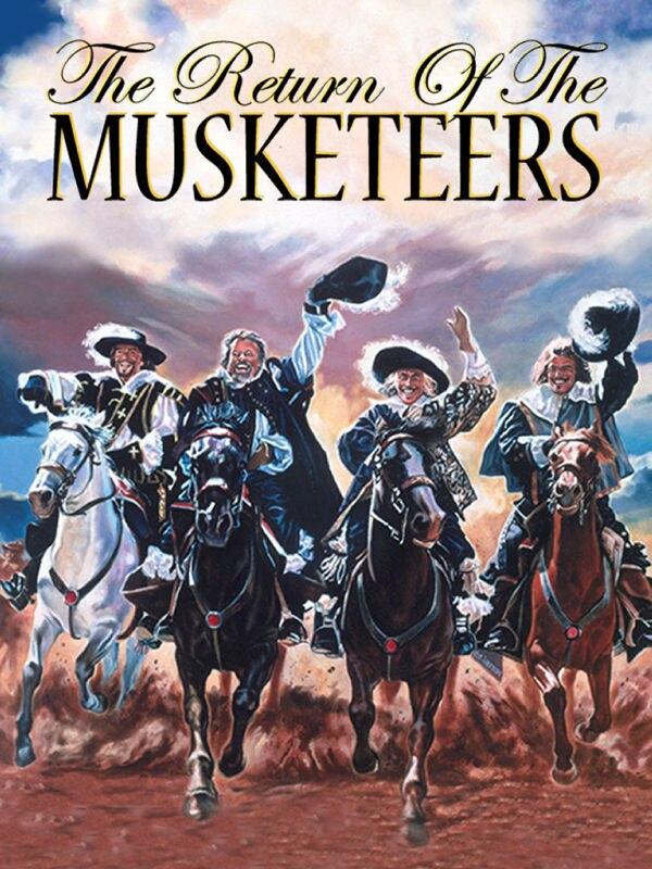 Rückkehr der Musketiere