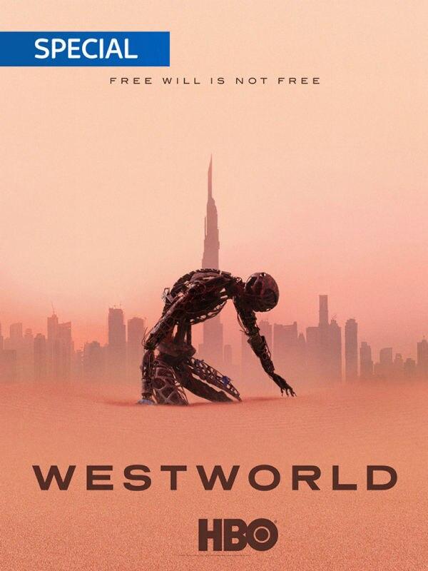 Westworld - Bernard (OmU)