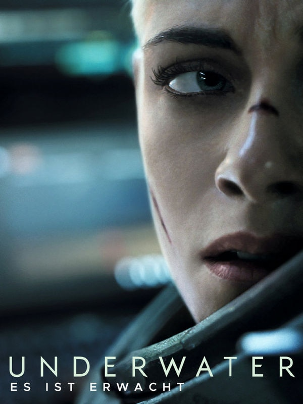 Trailer: Underwater - Es ist erwacht
