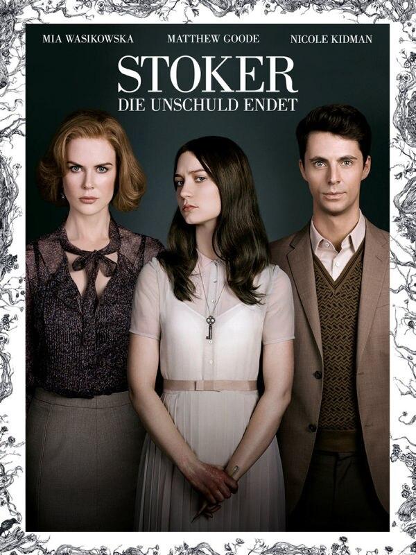 Stoker - Die Unschuld endet