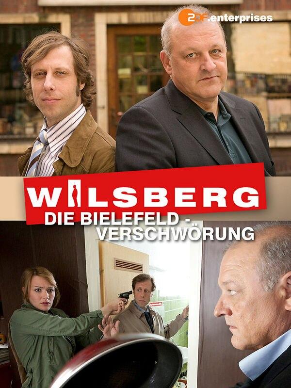 Wilsberg: Die Bielefeld-Verschwörung