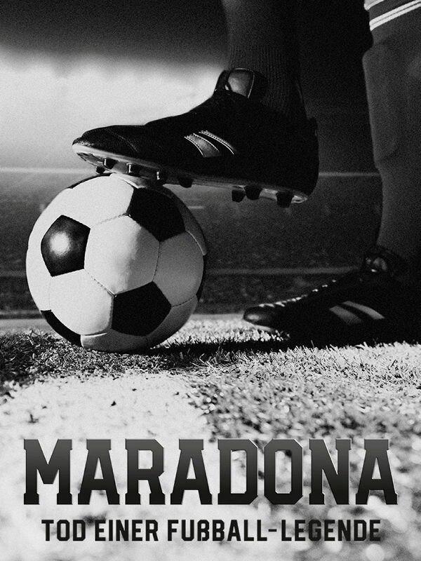 Maradona: Tod einer Fußball-Legende