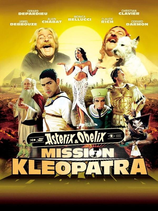 Asterix & Obelix - Mission Cleopatra