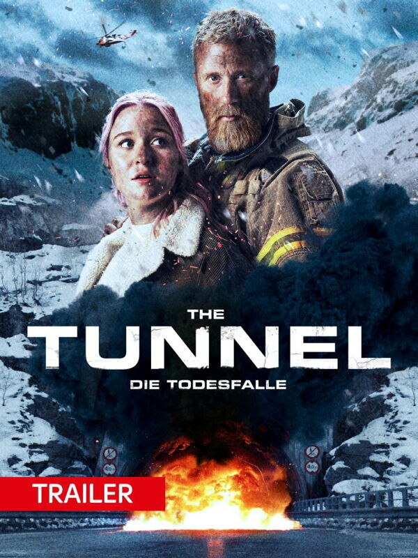 Trailer: The Tunnel - Die Todesfalle