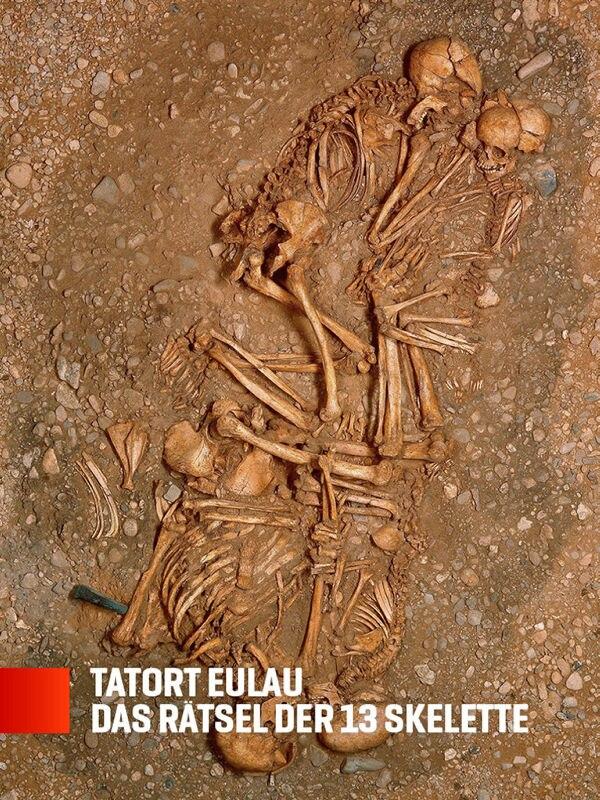 Tatort Eulau - Das Rätsel der 13 Skelette