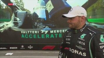 Bottas holt Sprint-Pole in Monza - die XXL-Highlights