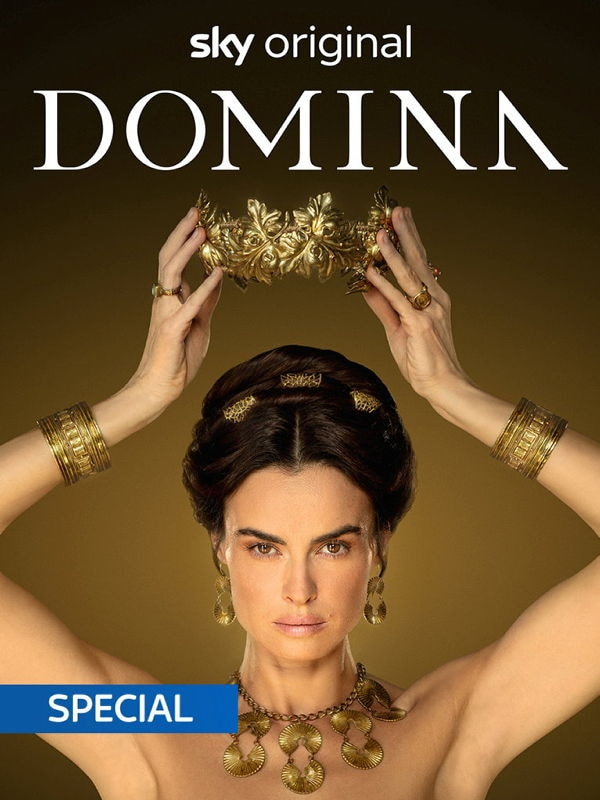Bonusmaterial Domina - Making Of