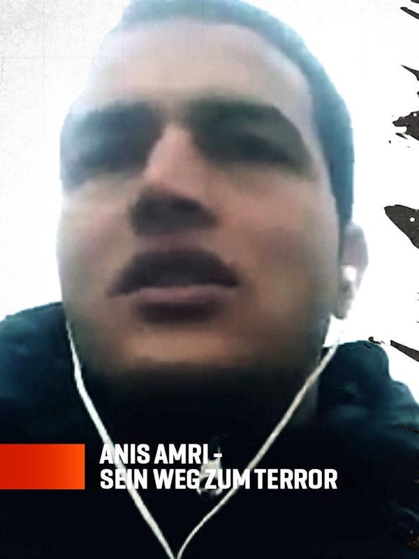 Anis Amri - Sein Weg zum Terror