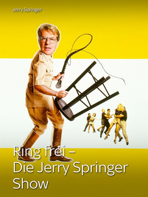 Ring frei - Die Jerry Springer Show