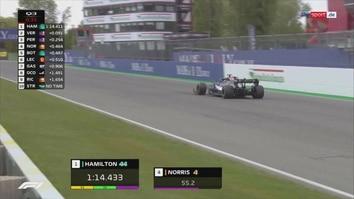 XXL-Highlights: Hamilton holt die Pole in Imola