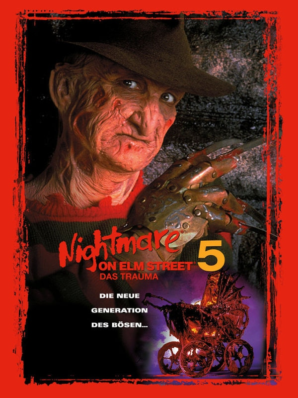 Nightmare On Elm Street 5: Das Trauma