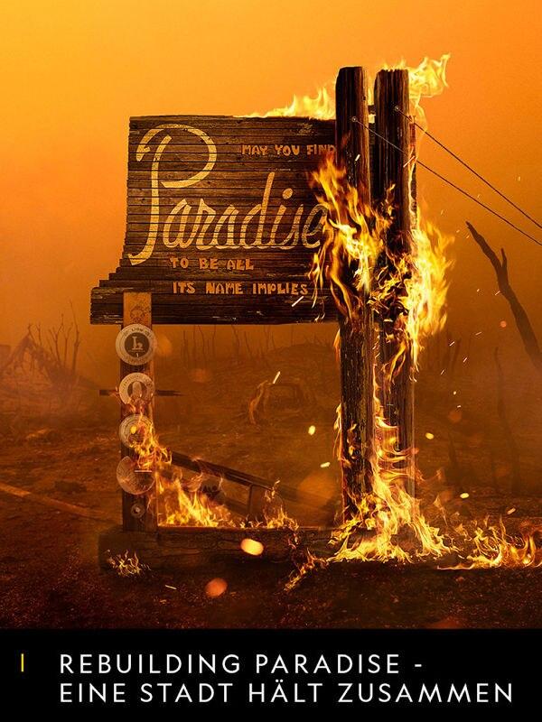 Rebuilding Paradise - Eine Stadt hält zusammen