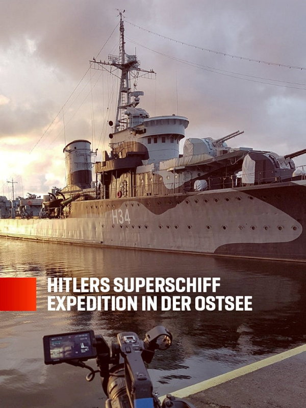 Hitlers Superschiff - Expedition in der Ostsee