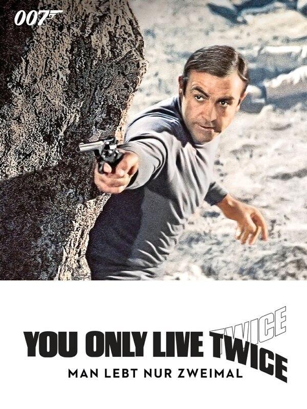 Man lebt nur zwei Mal