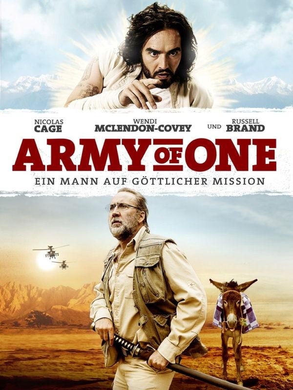 Nicolas Cage - Army of One