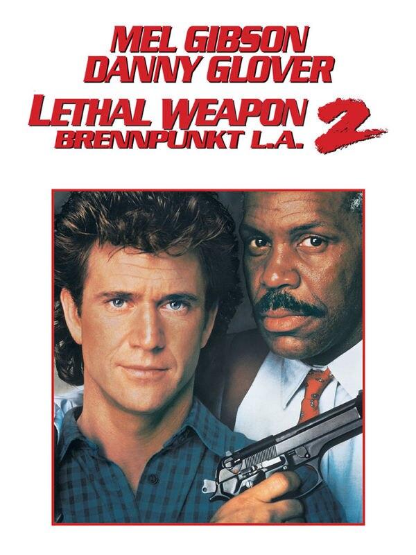 Lethal Weapon 2 - Brennpunkt L.A.
