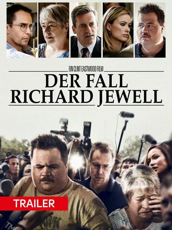 Trailer: Der Fall Richard Jewell