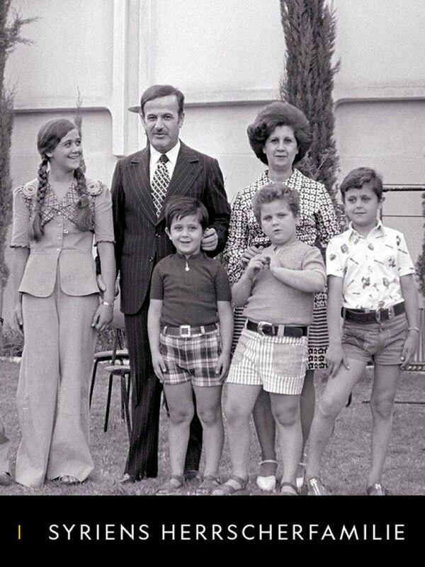Syriens Herrscherfamilie