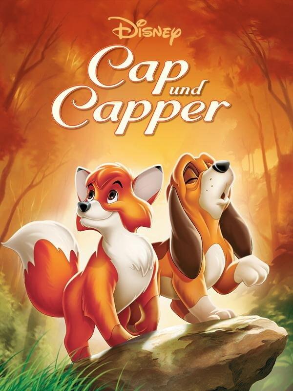 Cap und Capper, zwei Freunde auf acht Pfoten