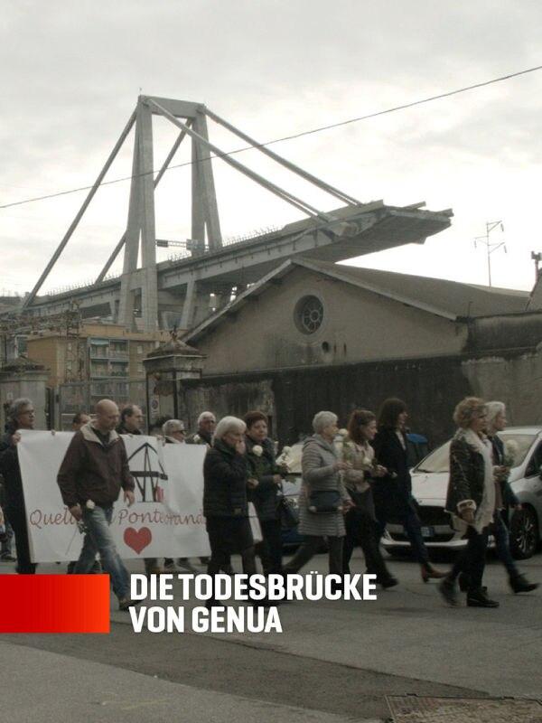 Die Todesbrücke von Genua