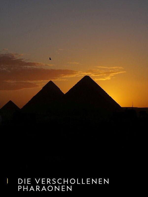 Die verschollenen Pharaonen