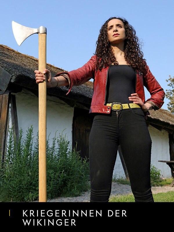 Kriegerinnen der Wikinger