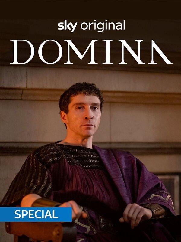 Bonusmaterial Domina - Agrippa