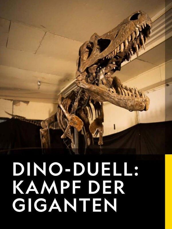 Dino-Duell: Kampf der Giganten