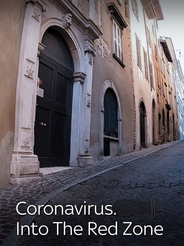 Coronavirus. Into The Red Zone (OmU)