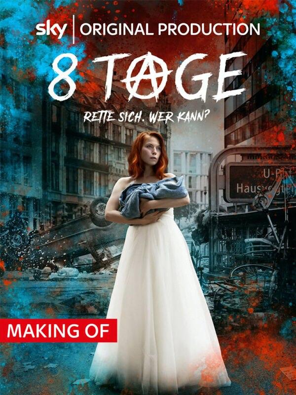 Making of: 8 Tage