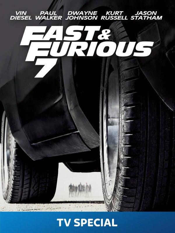 TV Special: Fast & Furious 7 (OV)
