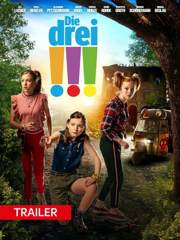 Trailer: Die Drei !!!